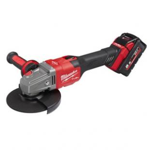 Аккумуляторная болгарка Milwaukee M18 FUEL FHSAG125 XPDB-552X фото