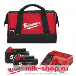 Энергокомплект Milwaukee M18 EK-502B 4932451240