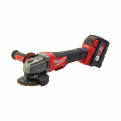 Аккумуляторная болгарка Milwaukee M18 FUEL CAG125XPDB-902X