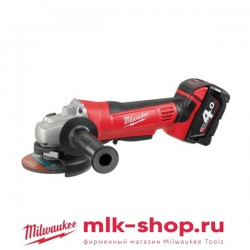 Болгарка аккумуляторная Milwaukee HD18 AG-125-402C