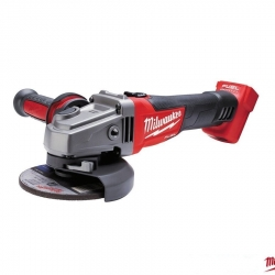 Аккумуляторная болгарка Milwaukee M18 FUEL CAG125X-0
