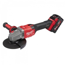 Аккумуляторная болгарка Milwaukee M18 FUEL FHSAG125 XPDB-552X