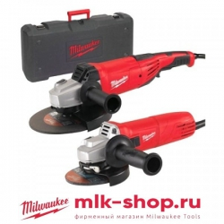 Набор из 2-х болгарок (УШМ) Milwaukee AG 22-230 E / AG 10-125