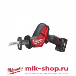 Сабельная пила Milwaukee M12 FUEL CHZ-402C