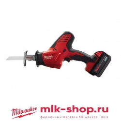 Сабельная пила Milwaukee C18 HZ 3Ач