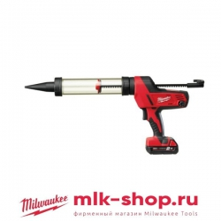 Клеевой пистолет Milwaukee C18 PCG/400Т-201B